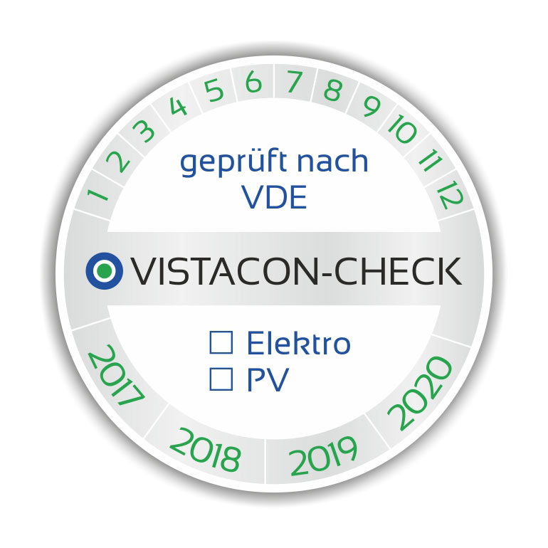 E-Check geprüft nach VDE