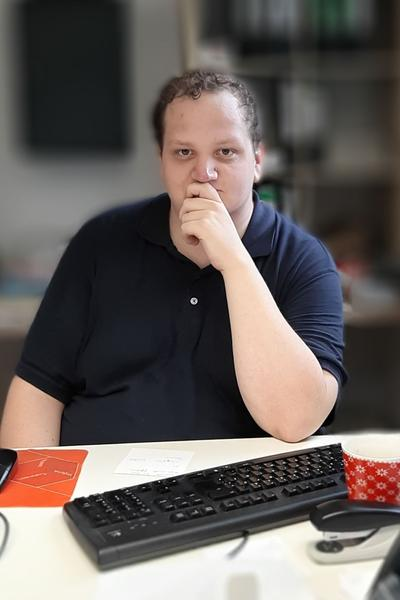 Henning Wittgrebe - Büromanager